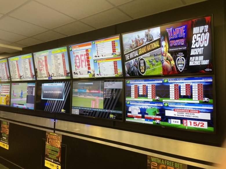 betting shop chipping sodbury motors