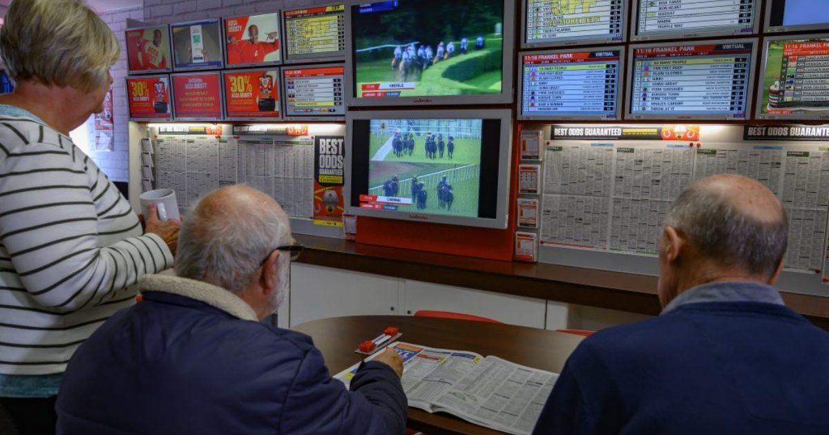 Betting shops legalised uk yahoo aiding and abetting criminal code canada